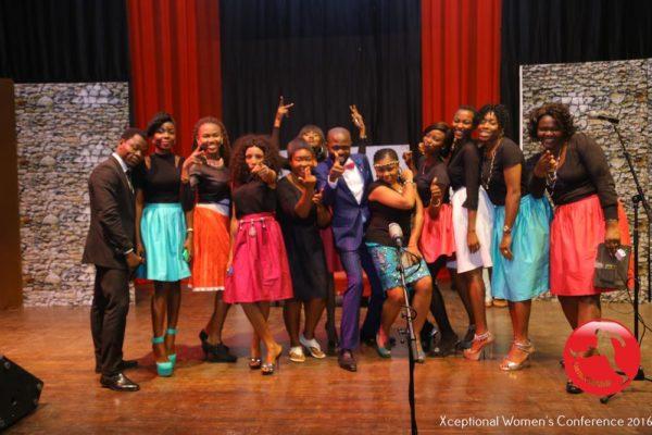 XWomen Chorale - iamaCHAMP's debut music group