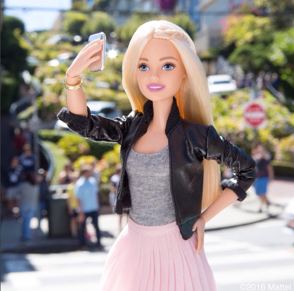 big discount innovative design performance sportswear If a Doll can Do it, so can You! Barbie is now a Paid Social ...