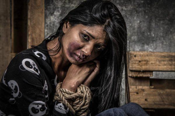dreamstime-Human Trafficking