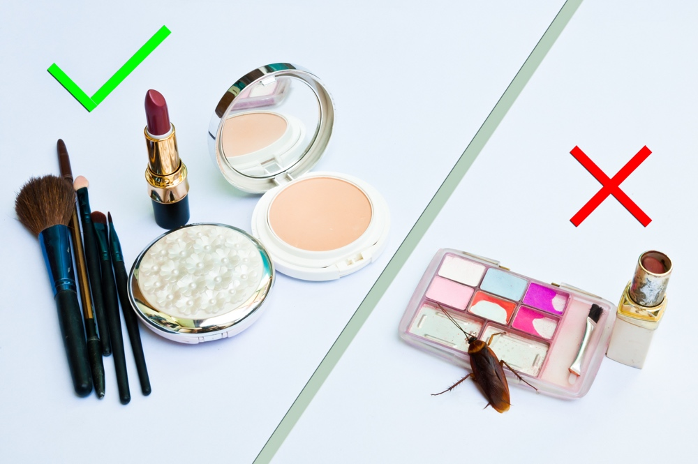 dreamstime expired makeup