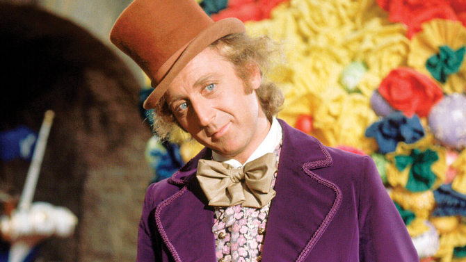 Gene Wilder kept his sickness secret from kids till death