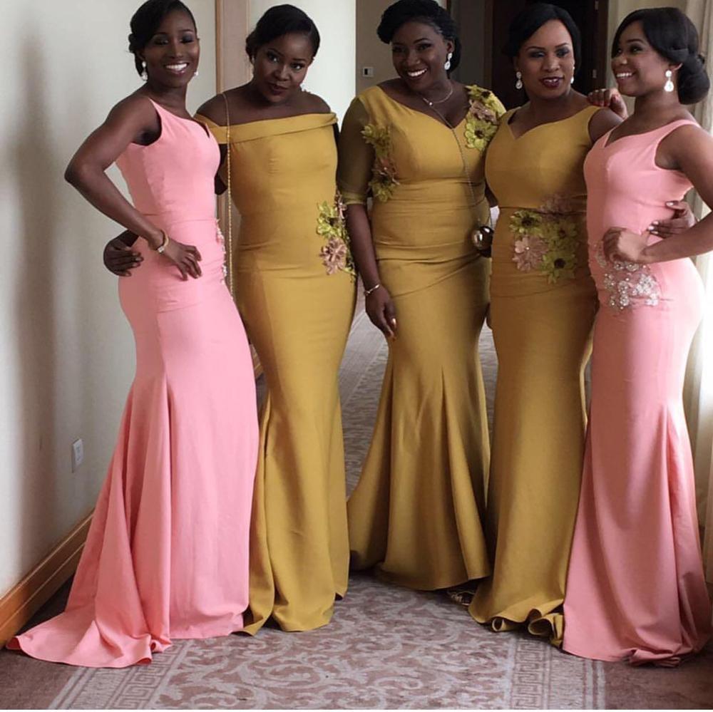 Image result for kunbi oyelese bridesmaid