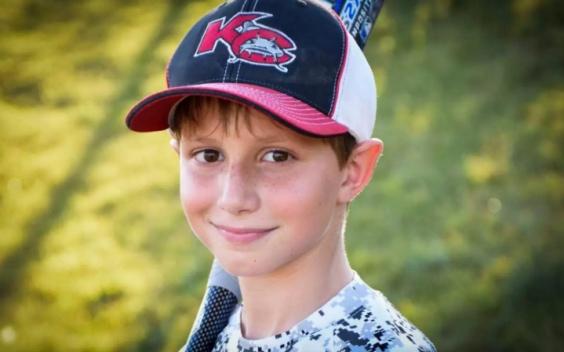 Caleb Schwab, 10