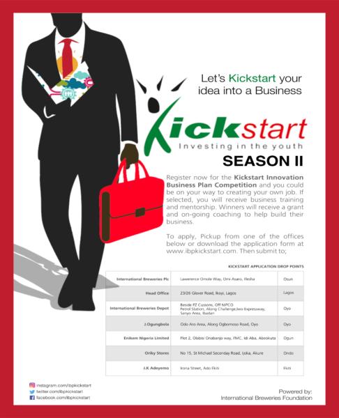 Entrepreneurship initiative business plan competition