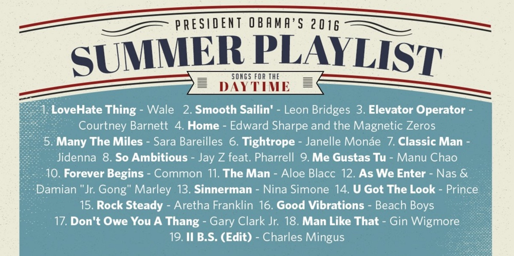 obama summer 2016 playlist bellanaijaScreen Shot 2016-08-12 at 14.00.0382016_