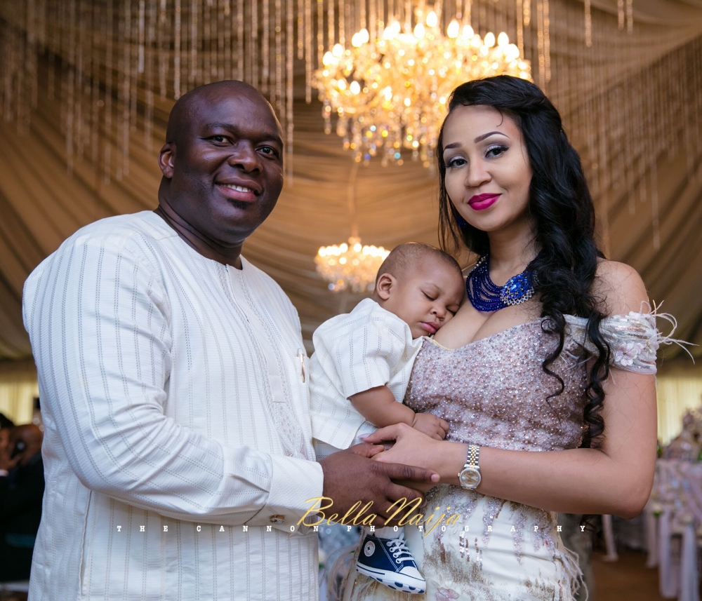 Bn Living Beautiful Abuja Family Celebrates Baby Boy Kobichukwu In
