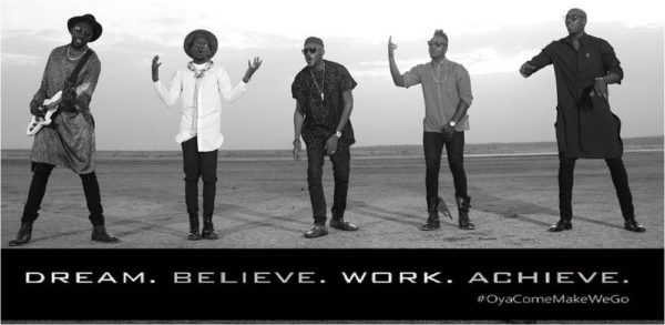 New Video: 2Baba feat. Sauti Sol – Oya Make We Go