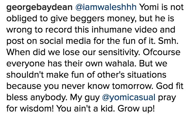 yomi casual street beggars 3