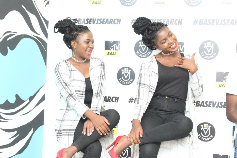 VJ Search finalists, Wanni and Handi
