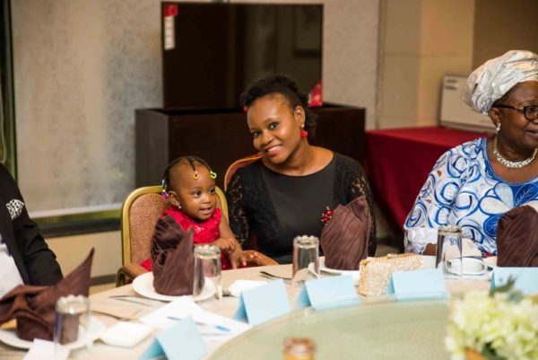 Olivia Akinbobola & Ibitayo Akinbobola
