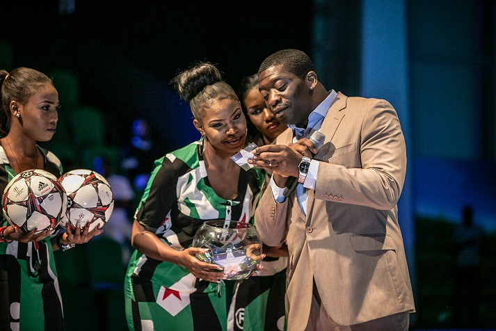 First Photos: Heineken Launches UEFA Champions League 2016 ...
