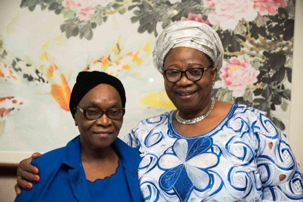 Olajumoke Adeyale & Adeshola Akinbobola