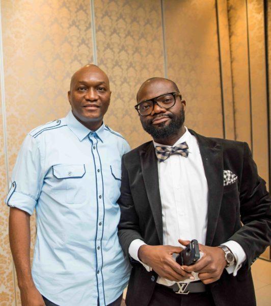 . Tokunbo Adeyale & Dr. Akeem Anifowoshe (MD, Kleinburg Medical)