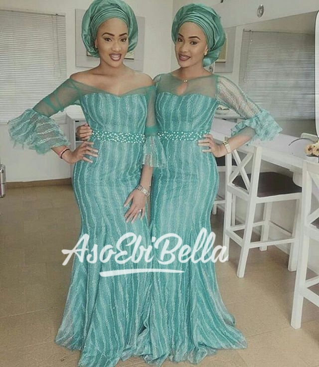 @naturalrosemaryomuwa and @naturalroselineomegie Dresses by @youdiii