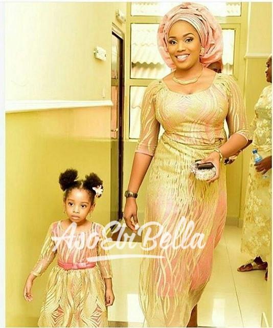 @olajumokekiddies & her lil princess