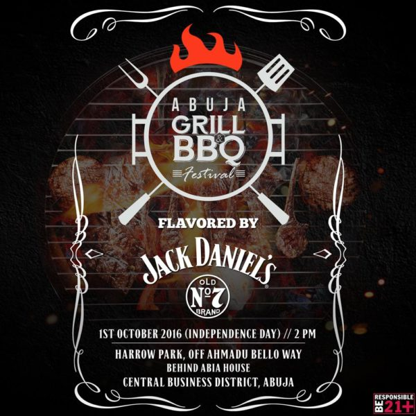 Abuja BBQ and Grill Festival 2016