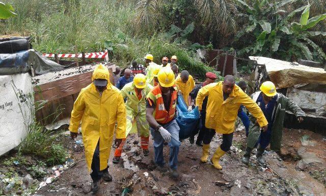 Agidingbi Mudslide