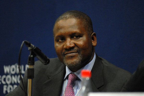 Dangote's willing to buy another Club if he can't get Arsenal | BellaNaija