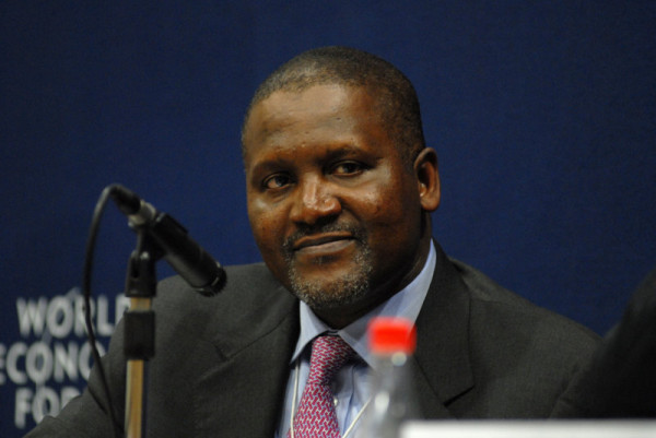"""It's all falsehood"" - Dangote debunks Bribery Allegations"