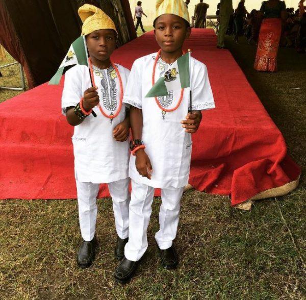 Ariyike Akinbobola's Yoruba Angels