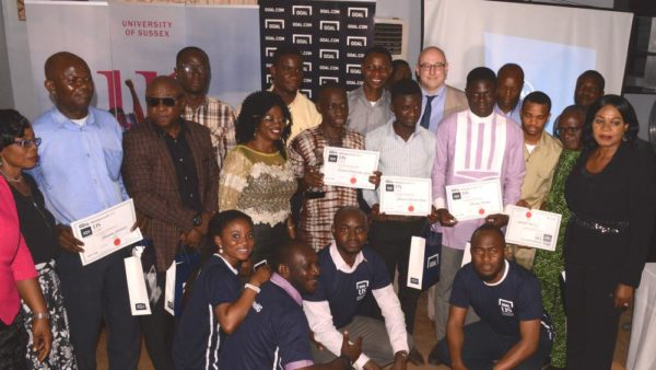 Image result for  Oladele Oluwasogo Dare Wins Essay Writing Competition to Commemorate the Dream Team