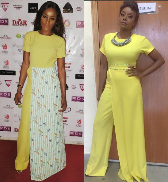 BN Pick Your Fave - Seyi Shay & Michelle Dede in Virgo Apparels - BN Style - BellaNaija.com - 01