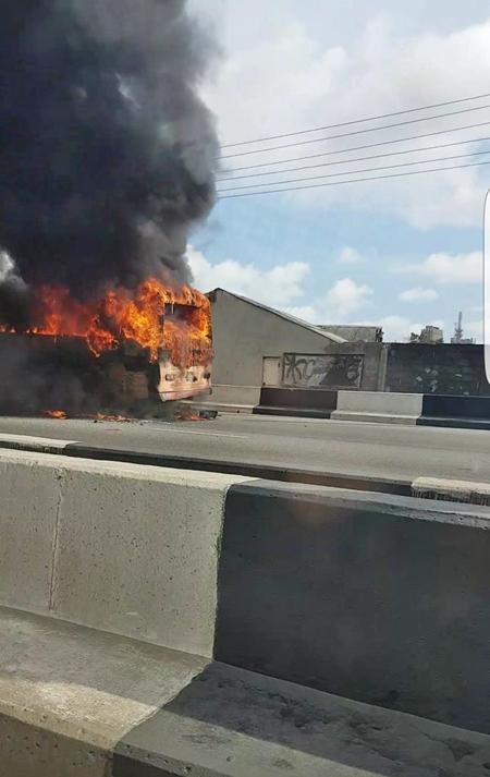 BRT Fire 3rd Mainland Bridge2