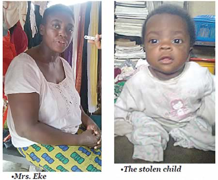 Baby Eke Kidnap