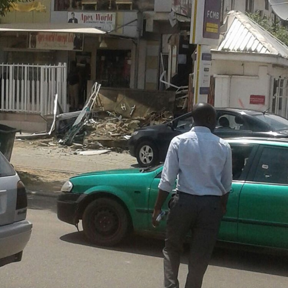 Banex Express Abuja_demolish 1