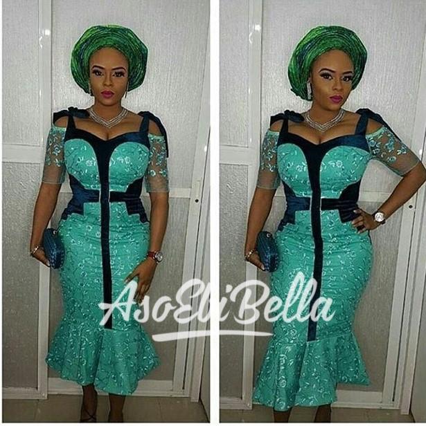 Bella in @fablanebyderinBella for #DG2016 MUA @indigobluemakeovers Fabric by @glitz_allure_fabrics