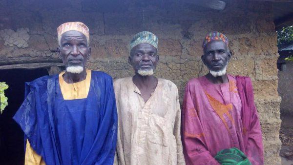 Boko Haram Suspects