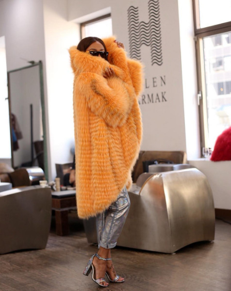 Bonang Matheba at NYFW - BN Style - BellaNaija.com - 07