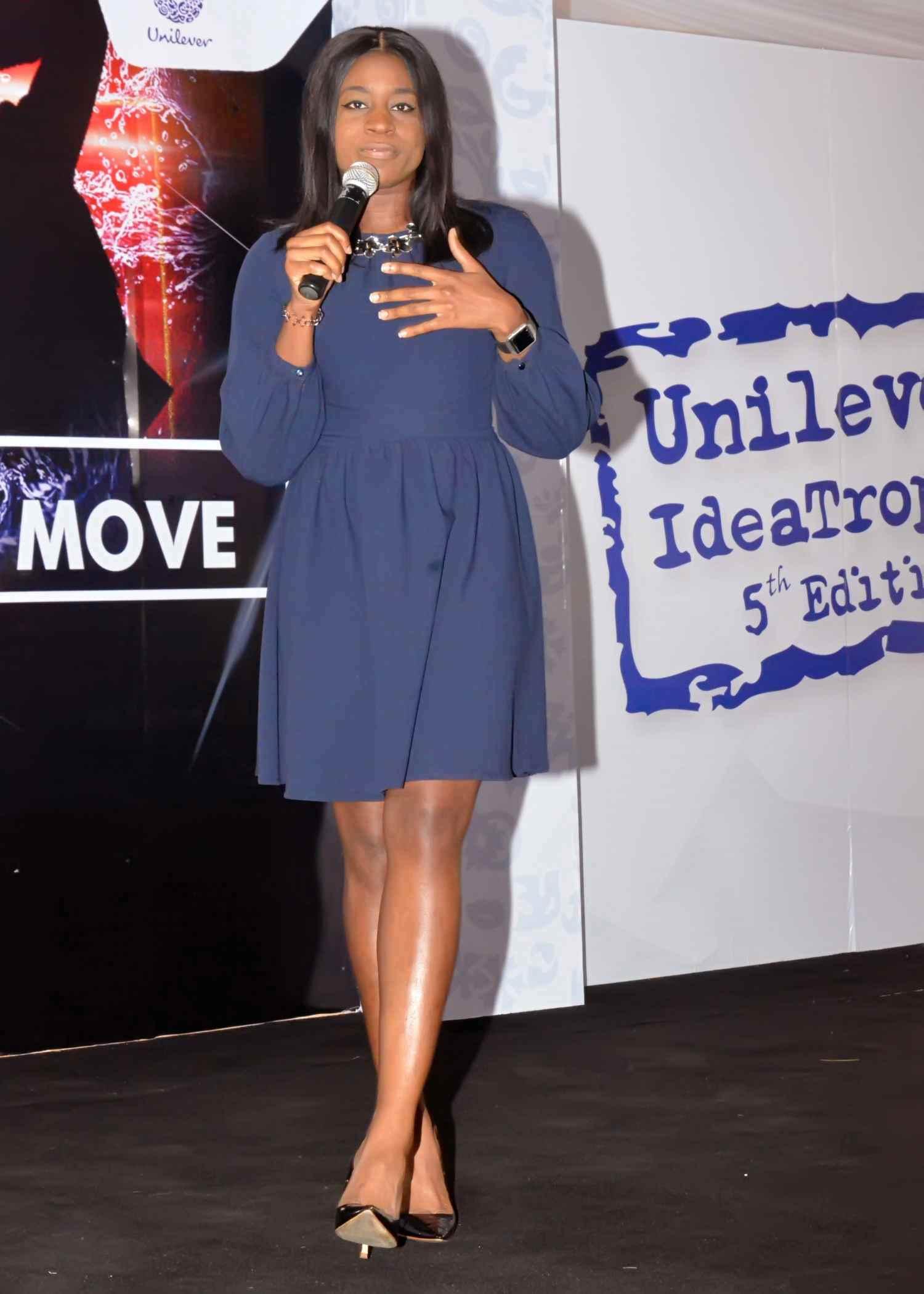 Brand Manager Close Up, Sarah Adoki