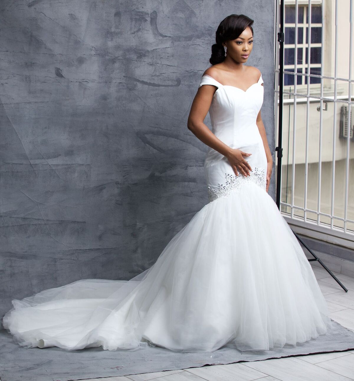 Carolyn 1_Love Tims, I Do Weddings New Bridal Collection_2016_BellaNaija
