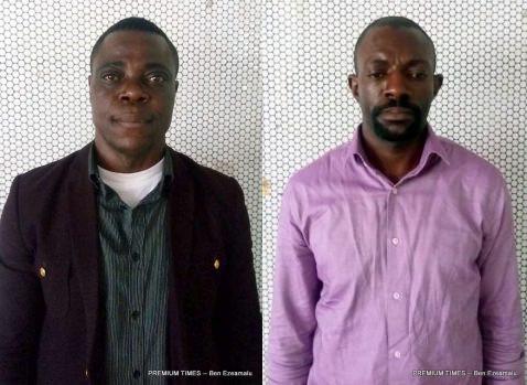 Chinedu and Okechukwu