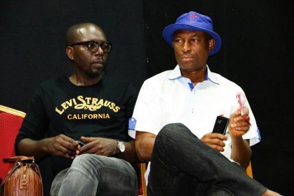 Claude Mwamba and Paschal Azubuike