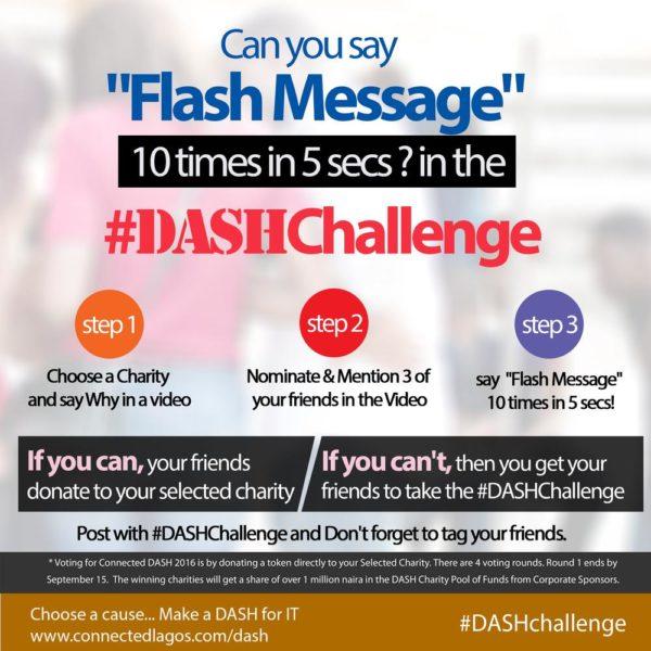 #DASHchallenge DP