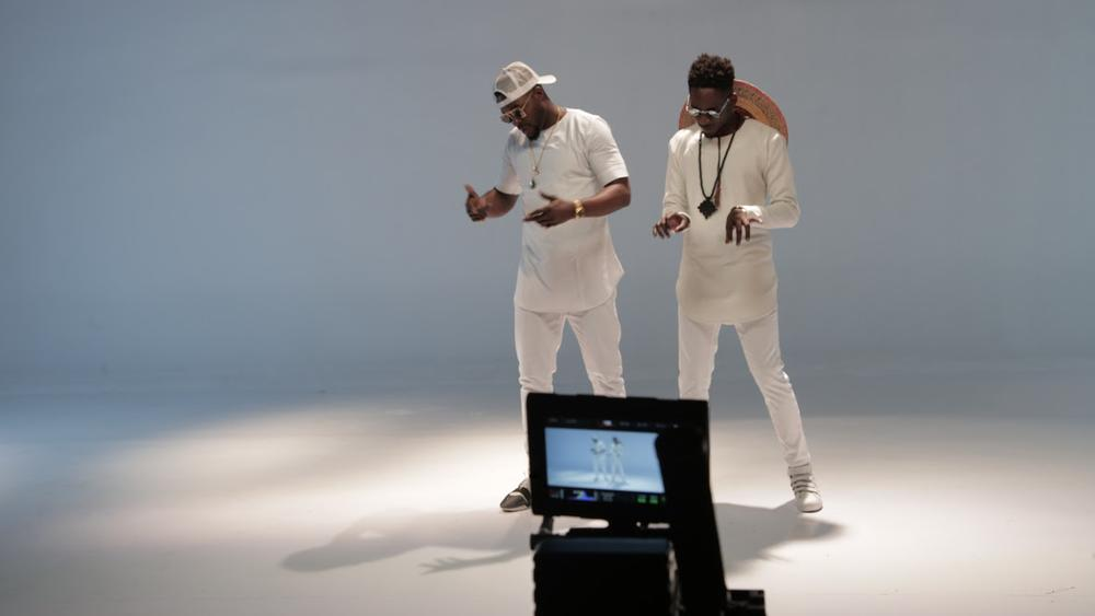 It's Almost Here! DJ Neptune has Released Behind the Scene Photos for 'Marry' Video feat. Mr Eazi
