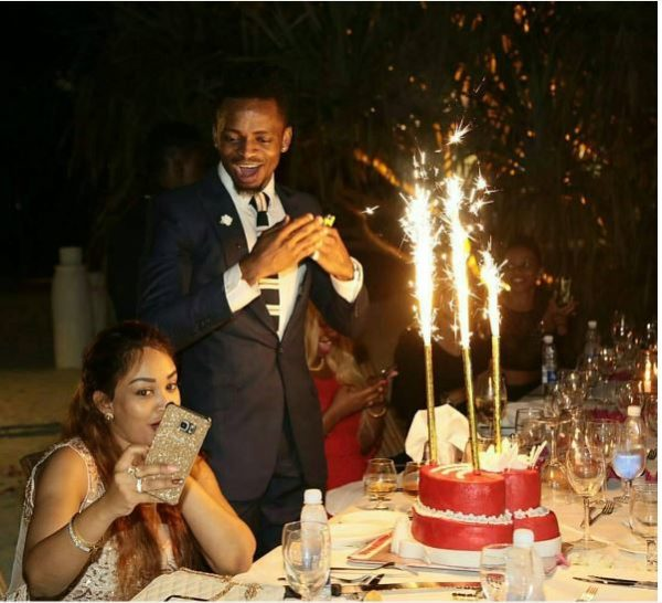 A South African Mansion Lavish Birthday Party In Zanzibar