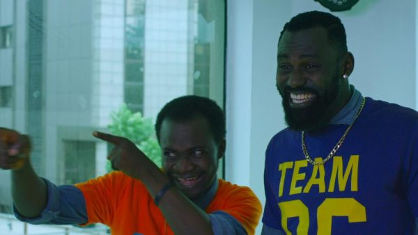 #DognappedTheMovie (Tunji Centric and Brutus Richard)