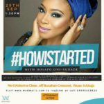 Dolapo Oni - The Wedding Mall - How I  Started