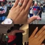 Emmanuel Emenike and Iheoma Nnadi New Ring