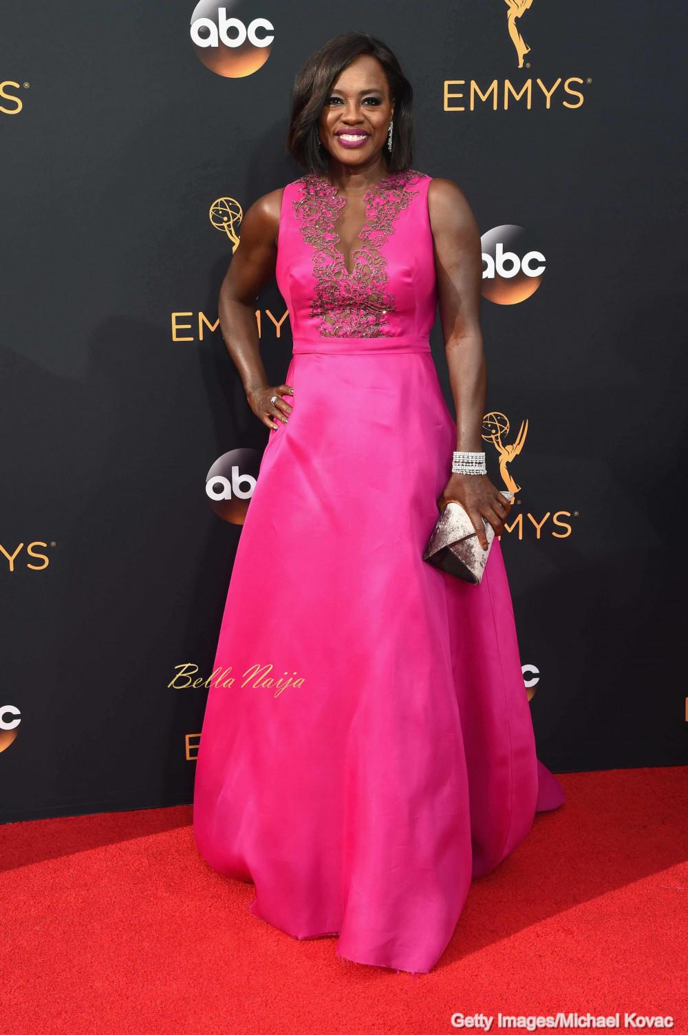 BN Red Carpet Fab: 2016 Emmy Awards | BellaNaija