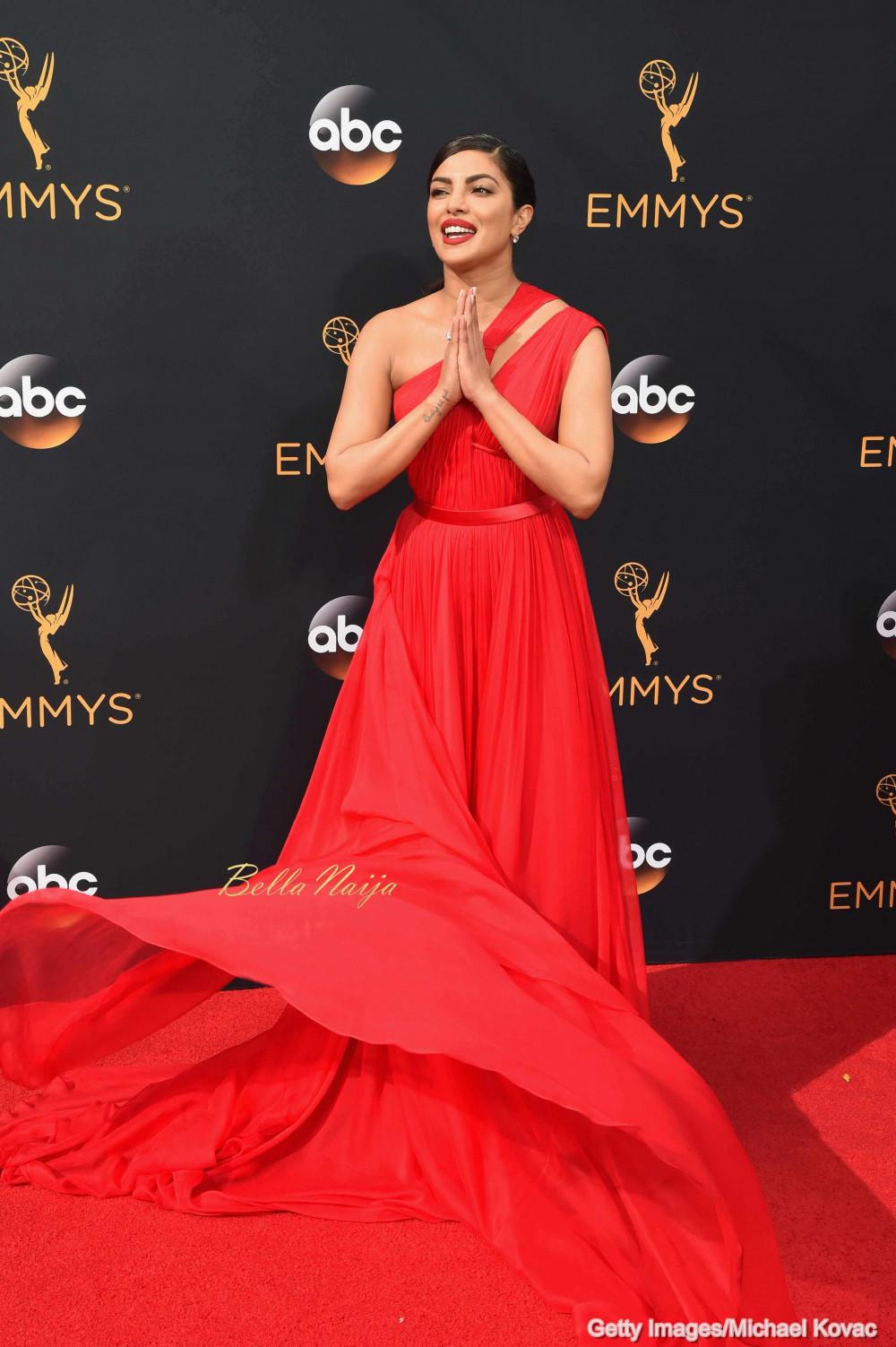 BN Red Carpet Fab: 2016 Emmy Awards - BellaNaija Emmy Awards