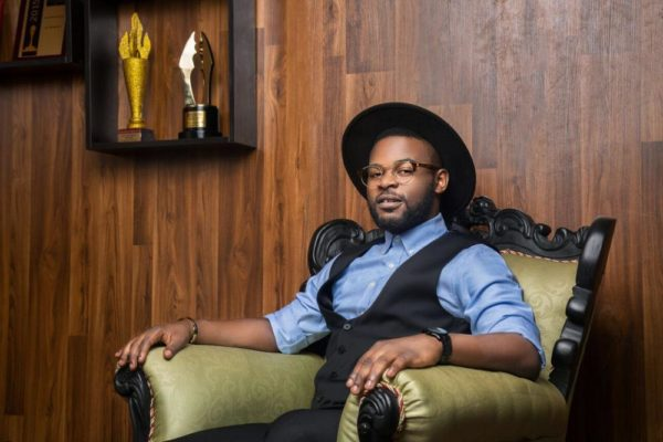 FalztheBahdGuy in the Building! Check out his New Photos