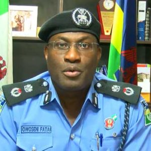 Edgar Imohinmi replaces Fatai Owoseni as as Lagos Commissioner of Police