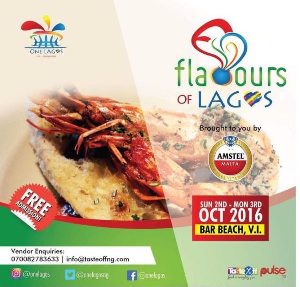 Flavours of Lagos