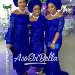 Groom's sisters #Ava2016 Outfits by @Rabesque Fabric by @onafabrics