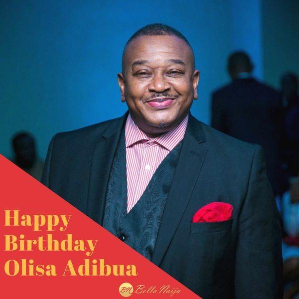Happy Birthday Olisa Adibua