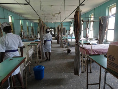 Illustrative Photo: Hospital Ward